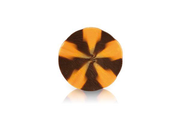 Zartbitter-Orange Rondetten