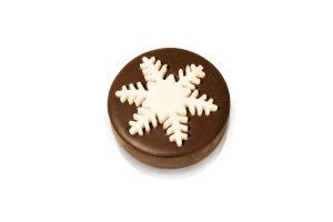 Schneeflocken-Pastete