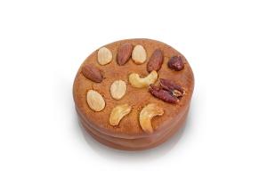 Nuss-Honig-Lebkuchen