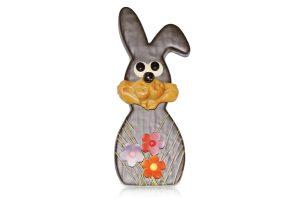 Nougat-Bunny Zartbitter